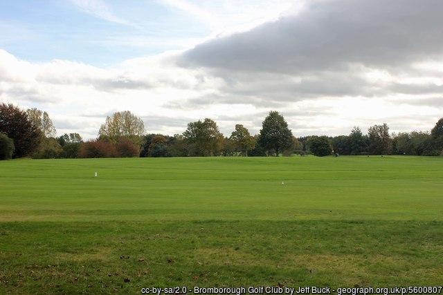 Bromborough Golf Course