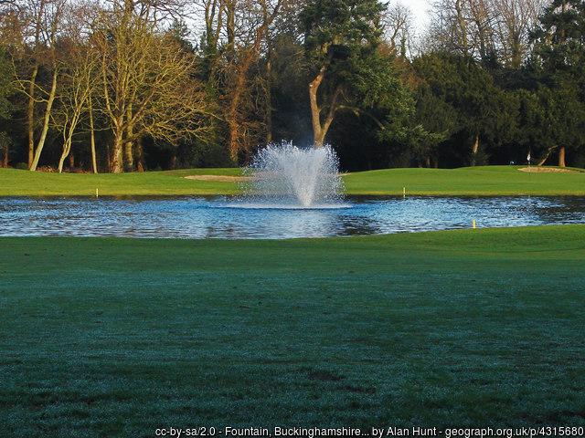 Buckinghamshire Golf Course