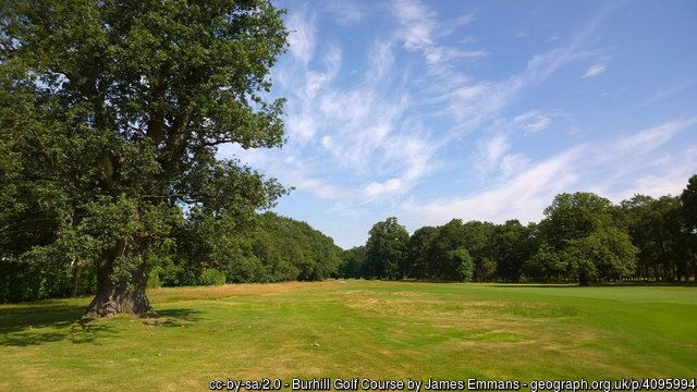 Burhill Golf Course