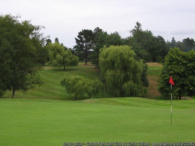 Calcot Park Golf Course