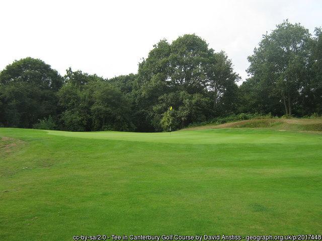 Canterbury Golf Course