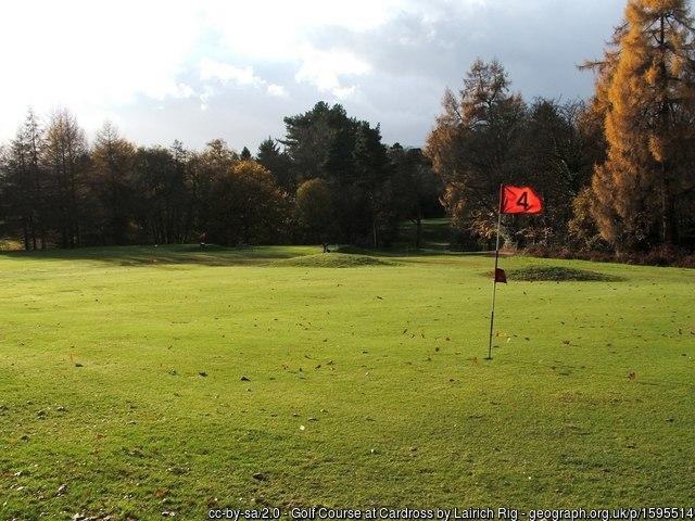 Cardross Golf Course