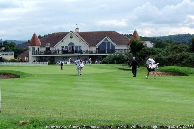 Conwy Caernarvonshire Golf Course