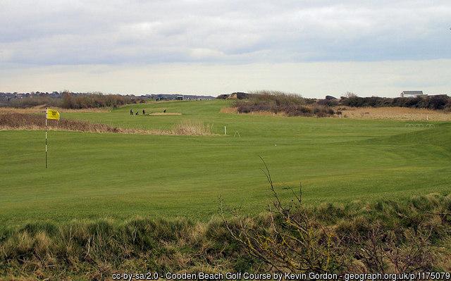 Cooden Beach Golf Course