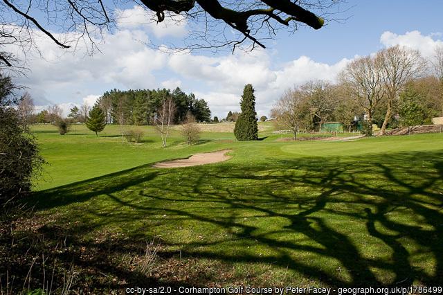Corhampton Golf Course