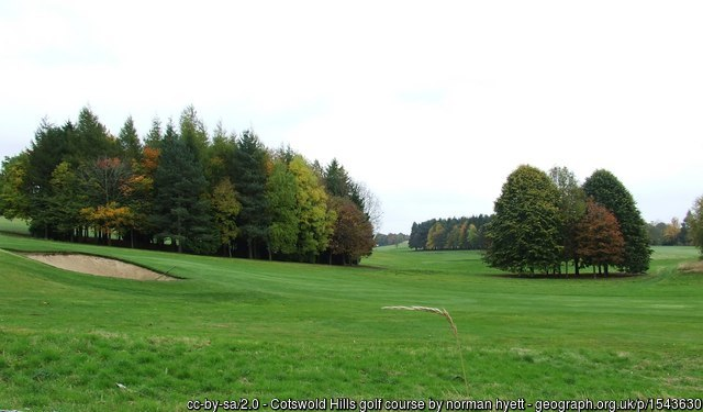Cotswold Hills Golf Course