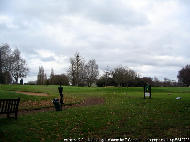 Coventry Hearsall Golf Course