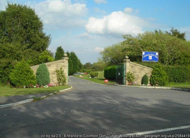 Coxmoor Golf Course
