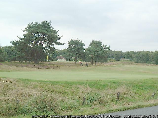 Crowborough Beacon Golf Course