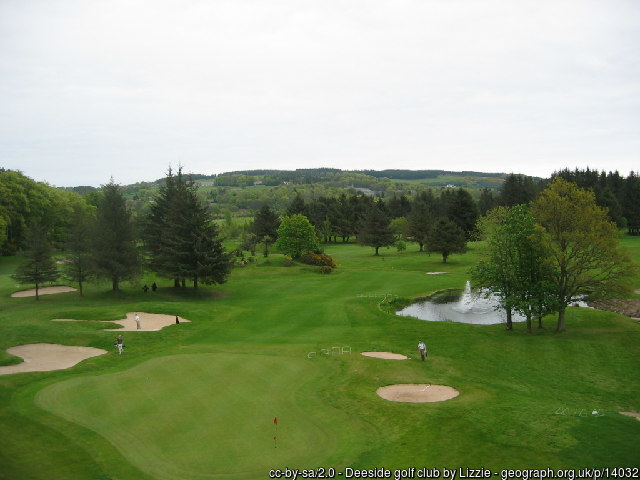 Deeside Golf Course