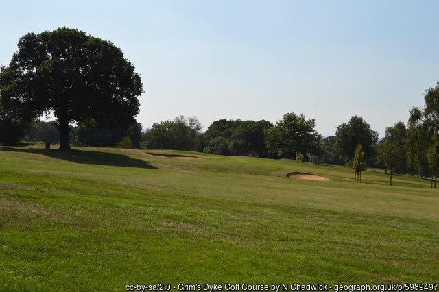 Dyke Golf Course
