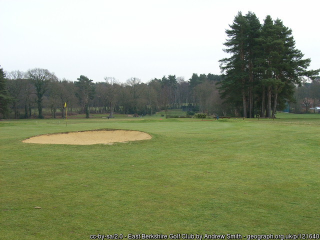 East Berkshire Golf Course