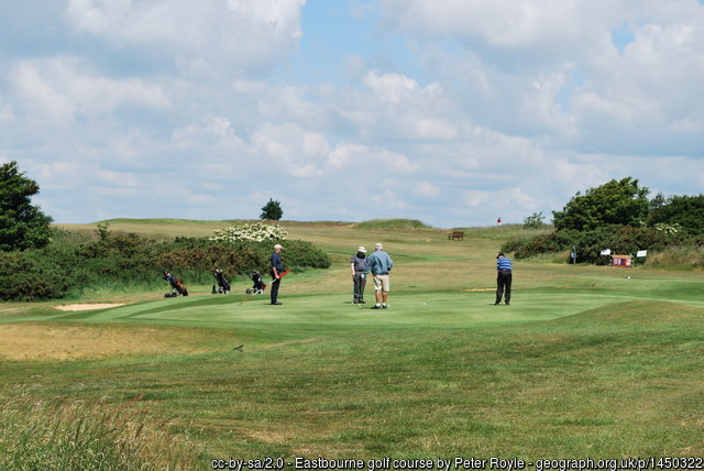 Eastbourne Downs Golf Course