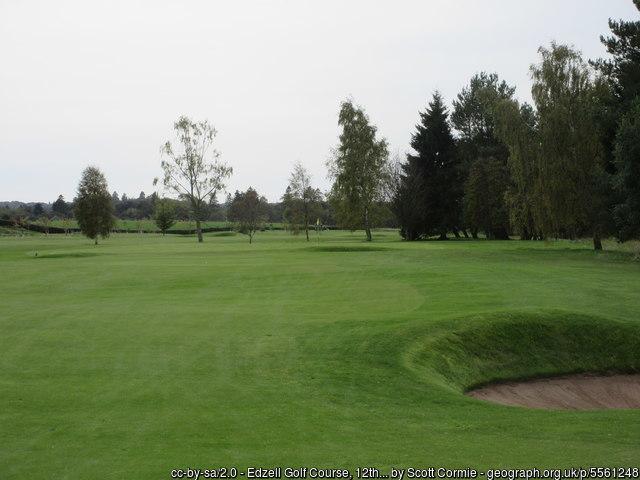 Edzell Golf Course