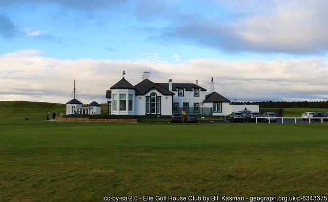 Elie and Earlsferry golf club