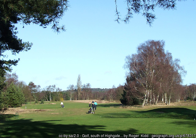 Enville Golf Course
