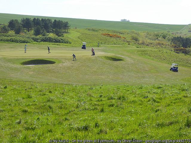 Eyemouth Golf Course