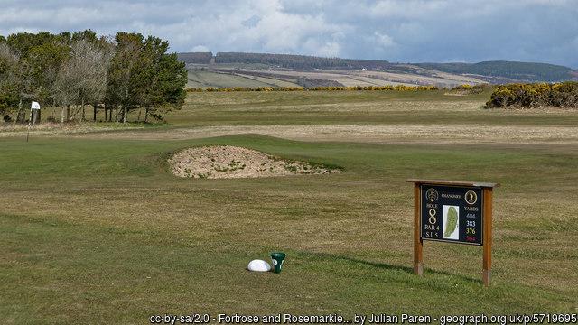 Fortrose and Rosemarkie Golf Club