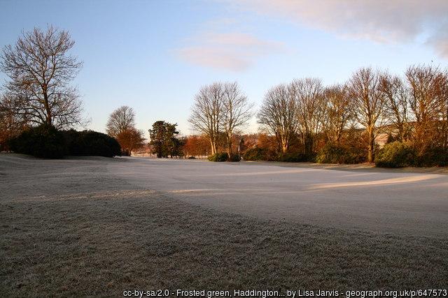 Haddington Golf Course