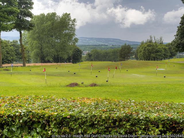 Haigh Hall Golf Course