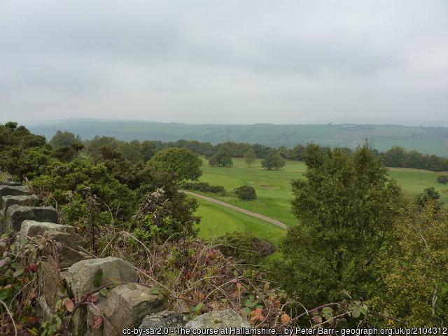 Hallamshire Golf Course