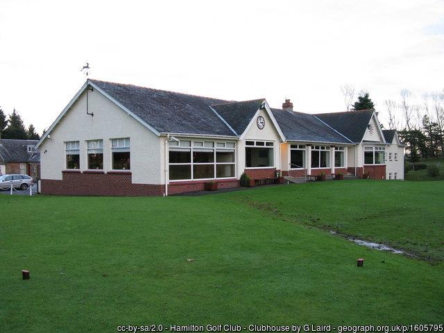 Hamilton Golf Club