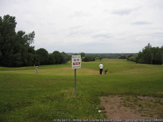 Handsworth Golf Course