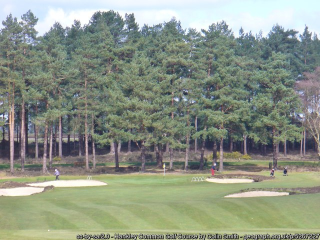 Hankley Common Golf Course