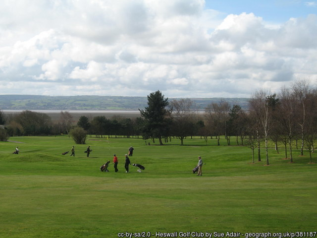 Heswall Golf Course