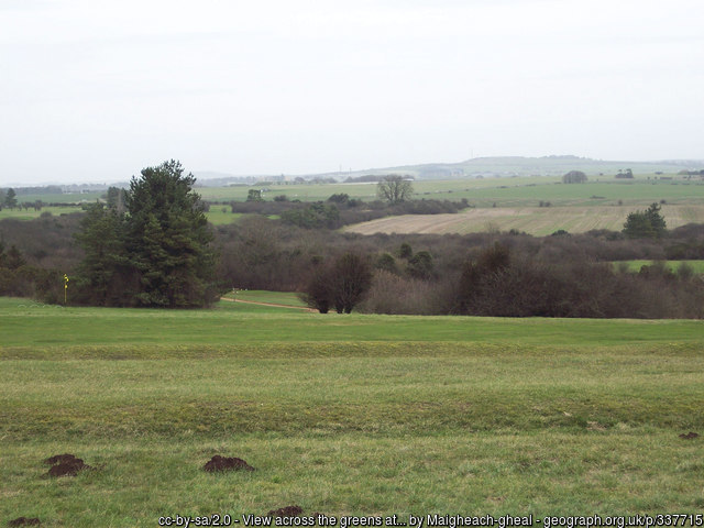 High Post Golf Course