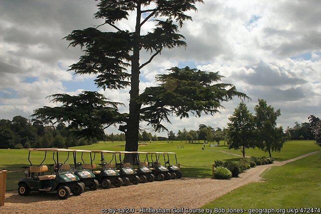 Hintlesham Golf Course