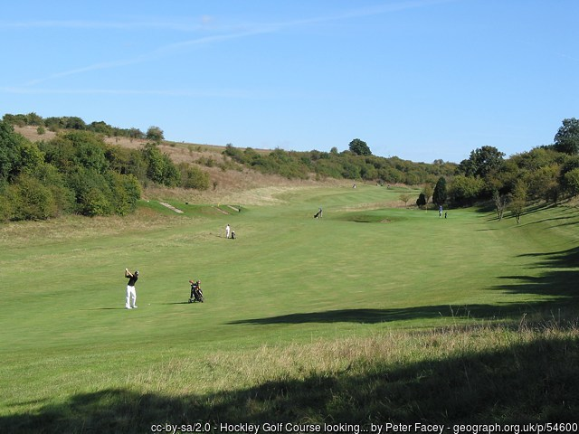 Hockley Golf Course
