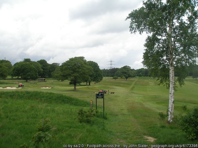 Huddersfield Golf Course