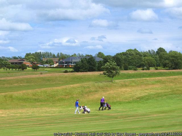 Hurlston Hall Golf Club