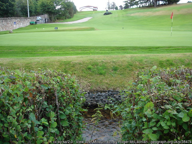 Inverness Golf Course