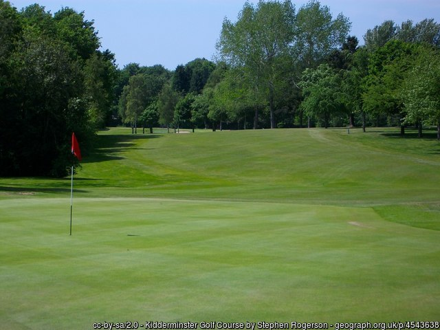 Kidderminster Golf Course