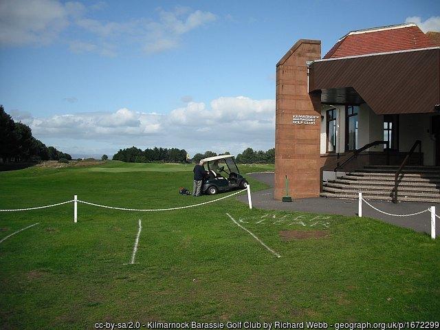 Kilmarnock Barassie Golf Course