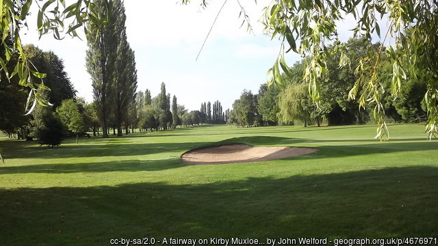 Kirby Muxloe Golf Course