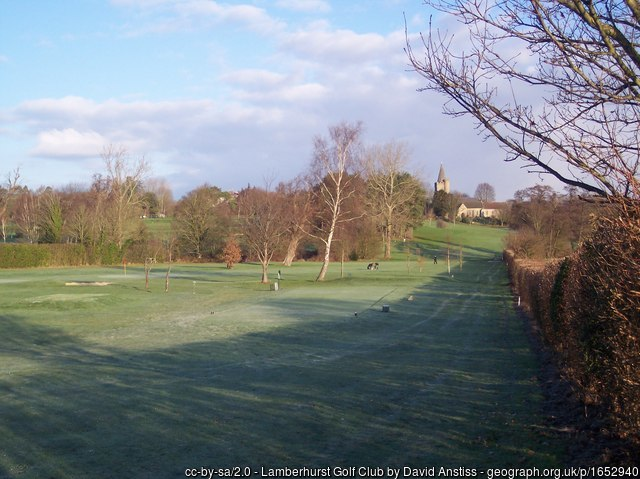 Lamberhurst Golf Course