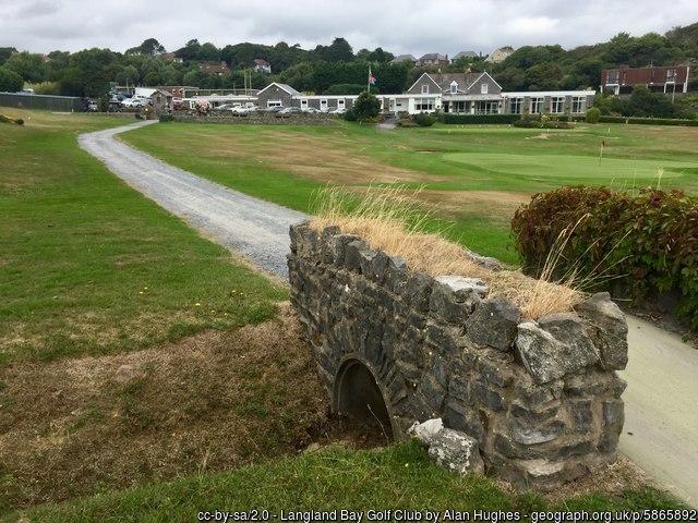 Langland Bay Golf Course