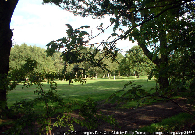Langley Park Golf Course