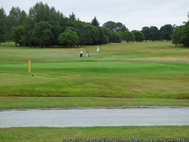 Largs Golf Course