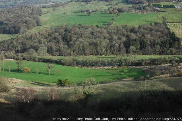 Lilley Brook Golf Course