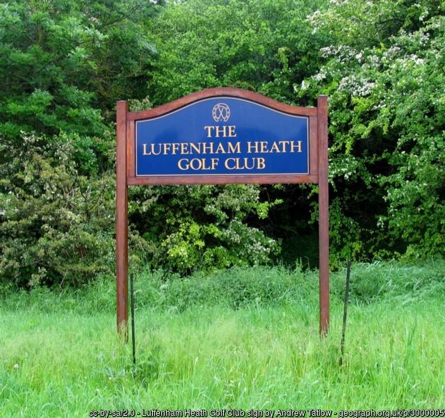 Luffenham Heath Golf Course