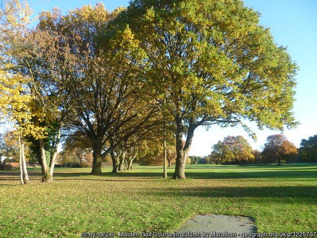 Malden Golf Course