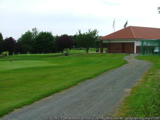 Middlesbrough Golf Course