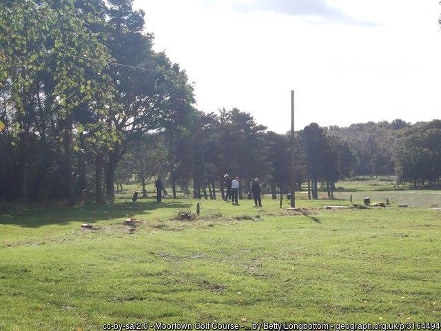 Moortown Golf Course