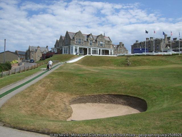 Moray Golf Course