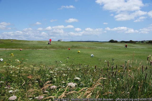 Mullion Golf Club