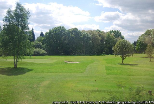 Nevill Golf Course